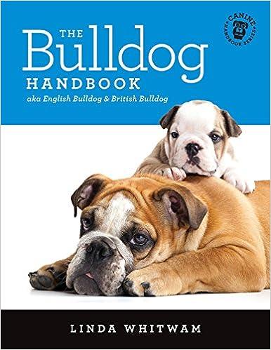 Book on English Bulldogs