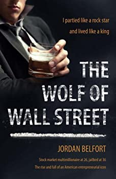 "Cover of ""The Wolf of Wall Street"""
