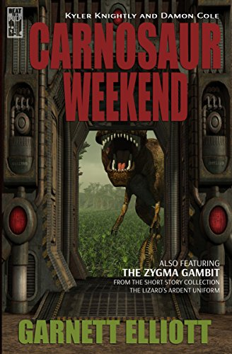 Carnosaur Weekend by Garnett Elliott
