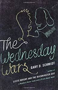 "Cover of ""The Wednesday Wars"""