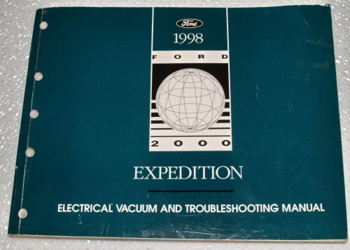 1997 Ford Expedition Electrical Vacuum Troubleshooting Manual