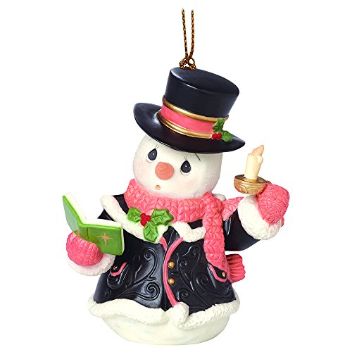 Precious Moments, Christmas Gifts, Snowman Ornament