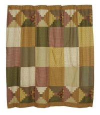 Rustic Shower Curtains Shower Curtains Outlet