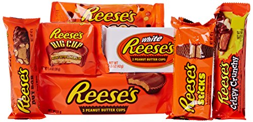 Just Treats Reese39s Atomic Candy Bar Gift Jam Packed with