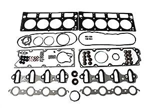 Chevrolet V8 Engine Valve Cover Gasket Intake Manifold