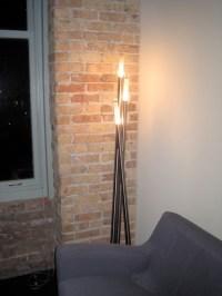 LumiSource Icicle Floor Lamp - Modern Floor Lamp - Amazon.com