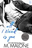 All I Need is You: The Alexanders, Book 4 (Eli + Kay)