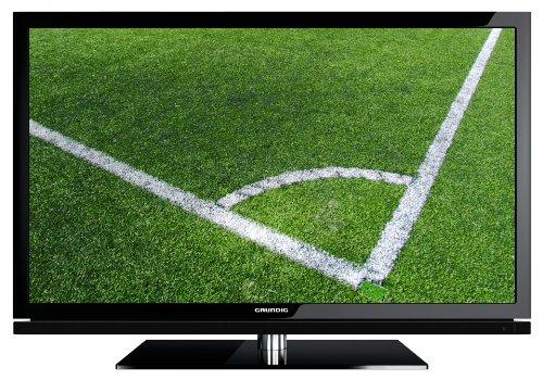 Grundig 32 VLE 8120 BG 80 cm (32 Zoll) LED-Backlight-Fernseher, Energieeffizienzklasse B (Full-HD, DVB-T/C/S2, CI+) glänzend schwarz