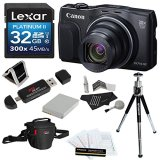 Canon-Powershot-SX710-HS-203MP-Camera-Lexar-Platinum-II-300x-SDHC-32GB-UHS-I-Polaroid-Deluxe-Accessory-Kit-Polaroid-8-Inch-Tripod-Ritz-Gear-Deluxe-Premium-Photo-Pack-Polaroid-Canon-Battery
