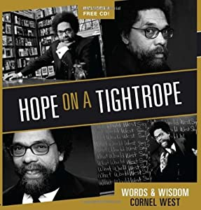 "Cover of ""Hope on a Tightrope: Words and ..."
