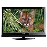 Grundig 37 VLC 6110 C 94 cm (37 Zoll) LCD-Fernseher, Energieeffizienzklasse C  (Full-HD, 100Hz, DVB-T/C) schwarz glänzend