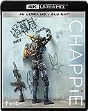 チャッピー 4K ULTRA HD & ブルーレイセット [Blu-ray]