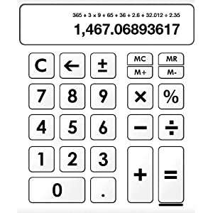 Handy Calc (A Basic Calculator for Kindle) by HandyX