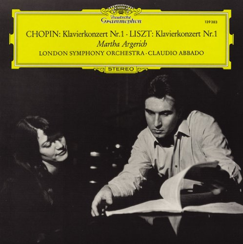 Chopin / Liszt:Piano Concerto No.1 [Analog]