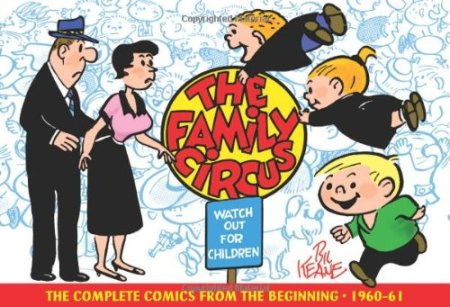 The Family Circus by Bil Keane, Mr. Media Interviews