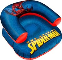 Amazon.com: Spiderman Inflatable Speaker Chair: Toys & Games