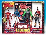 Marvel マーブル Legends: Young Avengers アベンジャーズ Action-Figure Gift Pack フィギュア 人形 おもちゃ (並行輸入)