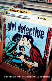 Girl Defective by Simmone Howell| wearewordnerds.com
