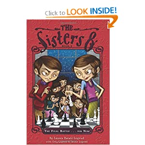 The Sisters Eight Book 9: The Final Battle . . . for Now