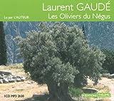 Les Oliviers du Négus (livre audio) par Gaudé