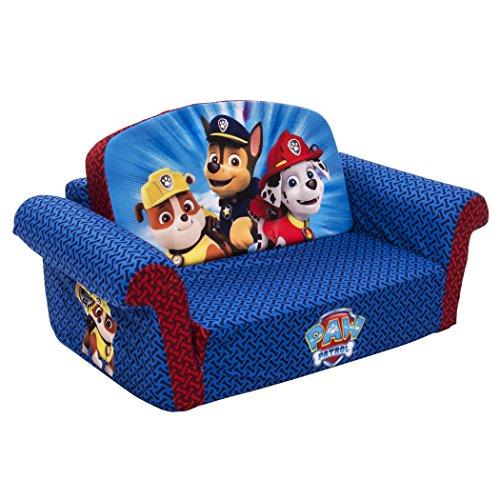 Marshmallow Furniture Paw Patrol Flip Open Sofa Home