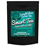 Smart Tea Instant Green Tea Powder - 100% Pure Tea - No Fillers, Additives or Artificial Ingredients of Any Kind (4 oz - Over 200 Servings!)