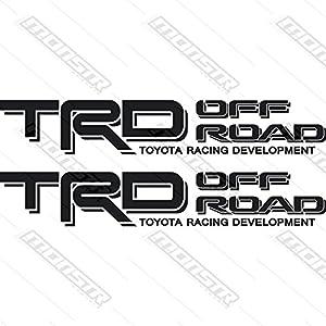 Amazon.com: Toyota Tacoma Tundra TRD Off Road Decals