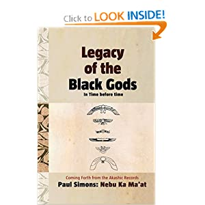 Legacy of the Black Gods