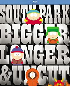 "Cover of ""South Park - Bigger, Longer & U..."