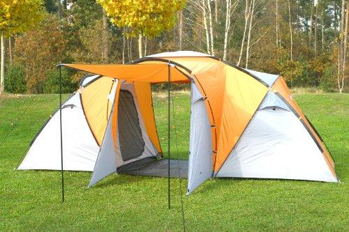 Hofer Zelt 6 Personen : Montis hq florida sun personen premium camping zelt