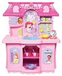 Amazon.com: Disney Princess Ultimate Fairytale Kitchen