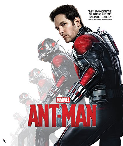 Ant-Man 1-Disc BD [Blu-ray]