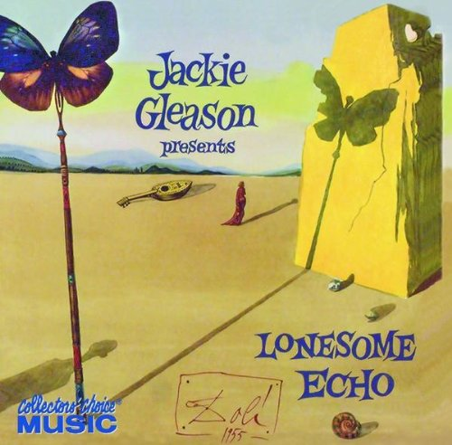 "Cover of ""Lonesome Echo"""