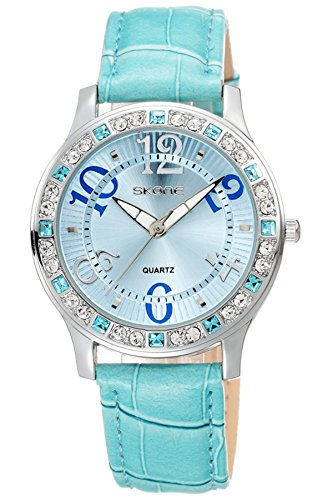 Skone 腕時計 レディース ファション オシャレ 人気 エレガント カジュアル ドレス ブランド [並行輸入品] 51yRFtDOPwL