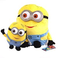 Amazon.com: DESPICABLE ME Minion DAVE Plush Toy 18 inch as ...