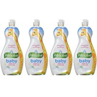 Palmolive Ultra Baby Bottles, Toy and Dish Wash Liquid, 25 ...