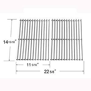 Amazon.com : Replacement Stainless Steel Cooking Grates
