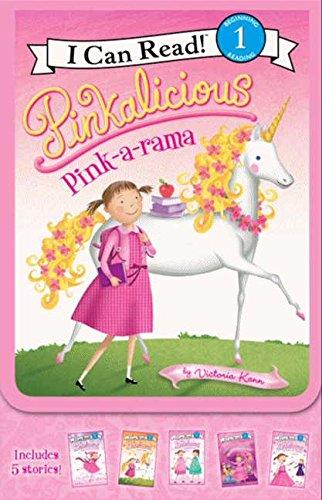 """""""Pinkalicious:"""