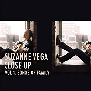 "Suzanne Vega ""Close-Up 4: Songs of Family"""