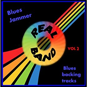 Amazoncom Blues Backing Tracks, Vol 2 Real Band Blues