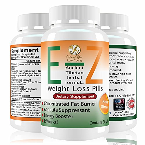 Easy Weight Loss Diet Pills. Fast Proven weight loss. Double-Strength Appetite Suppression, Concentrated Fat Burner. Only 1 Pill a Day, 30 Diet Pills