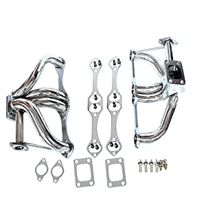 Amazon.com: Stainless Steel headers Small Block Chevy SBC