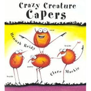 Crazy Creatures Capers