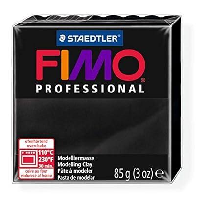 "Original FIMO Professional Modelliermasse ""Schwarz (9)"" (85 g)"