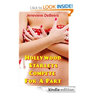 Hollywood Starlets Compete For A Part