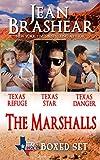 The Marshalls Boxed Set: The Marshalls Books 1-3 (Texas Heroes)