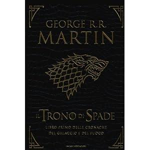 Sulla suddivisione italiana delle cronache del ghiaccio e del quanti libri compongono le cronache del ghiaccio e del fuoco di george rr martin dipende fandeluxe Gallery