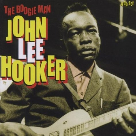 John Lee Hooker-Boogie Man-CD-FLAC-1992-FADA Download