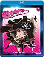 Bodacious Space Pirates [Blu-ray] [Import]