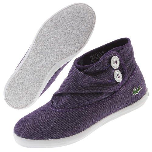 Lacoste Amai TC SPW CNV B-Ware , Größe:37; Farbe:Purple